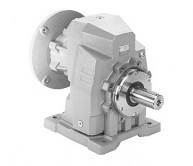 Coaxial Gearboxes in cast iron